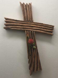 Kreuz_Rose