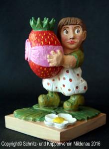 Erdbeermädchen von Juliane Winter